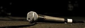 mic-drop