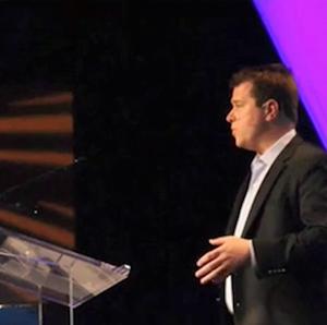 futurist keynote speaker