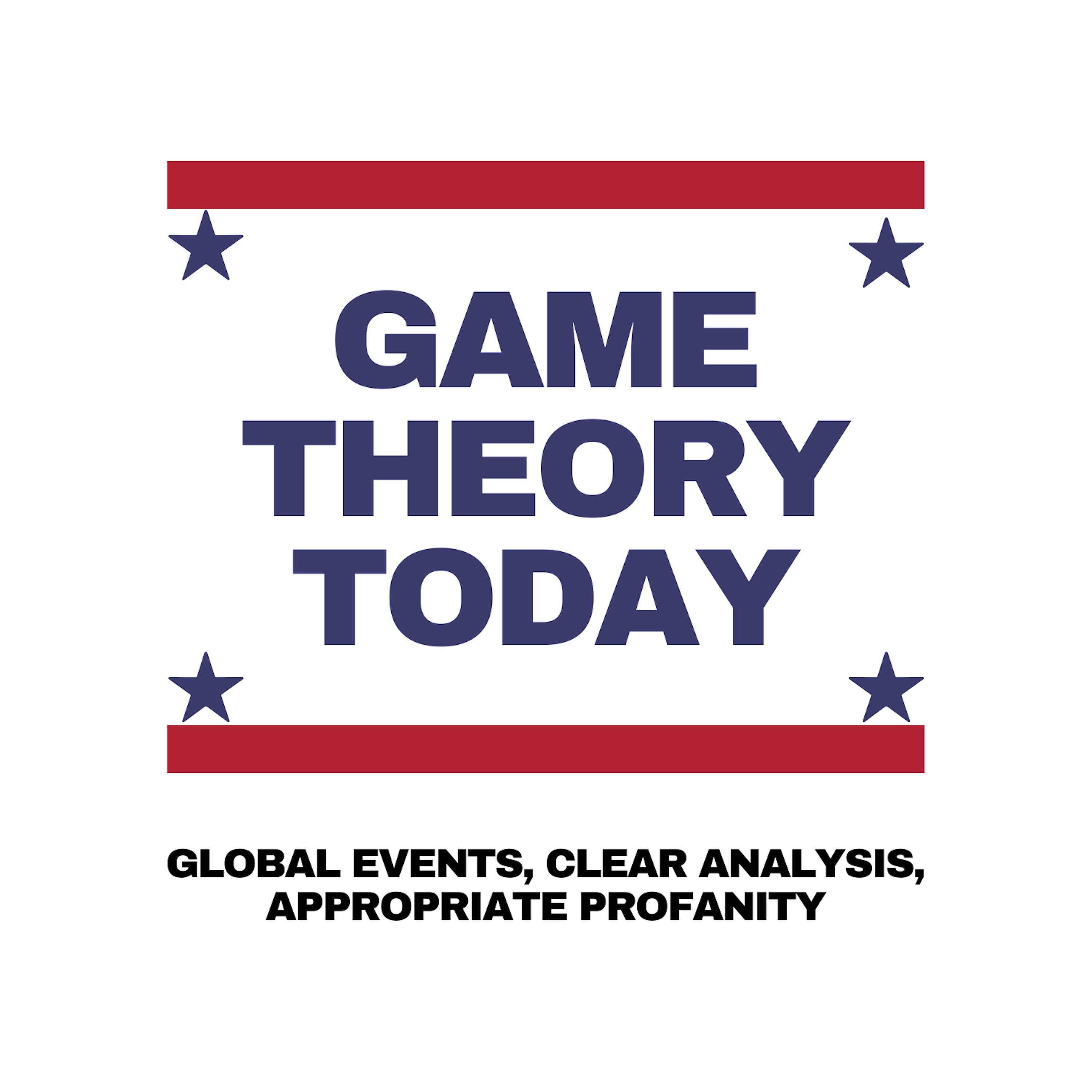 Game Theory Today with Eric Garland